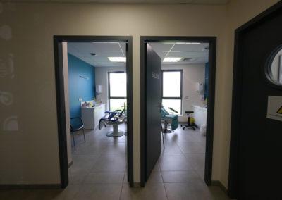 cabinets de soin de la maison de santé de Jurançon