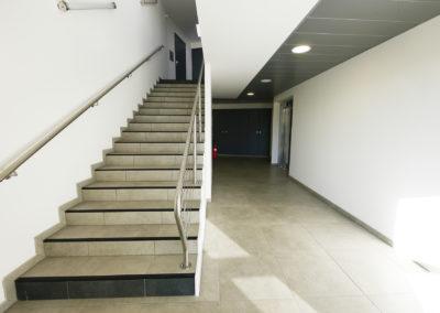 Escalier de la maison de santé de Jurançon