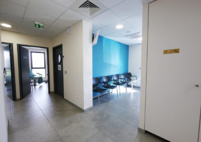 salle d'attente maison de santé Jurançon